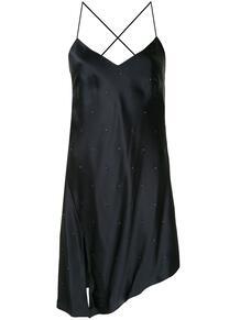 коктейльное платье со стразами Michelle Mason 1530847148