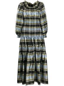 платье в полоску Tory Burch 1585561652