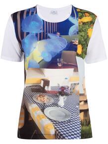 футболка с фотопринтом PS Paul Smith 163532458876