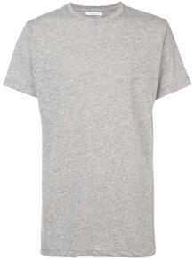 классическая однотонная футболка John Elliott 130461358876