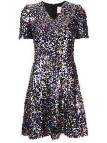 платье с пайетками Ingie Paris 135534165154