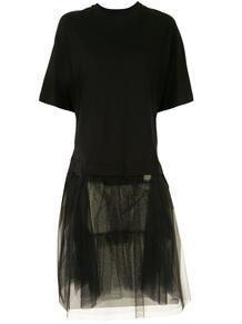 платье-футболка из тюля SIMONE ROCHA 155866238883