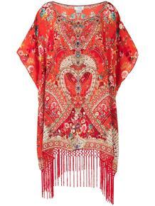 платье-кафтан с цветочным принтом Camilla 159315727983