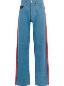 джинсы с лампасами KOCHÉ 1359643877