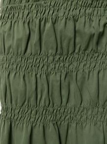 юбка со сборками Romeo Gigli Pre-Owned 128733545156