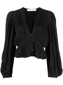 укороченная блузка Chiara с баской IRO 163098565248