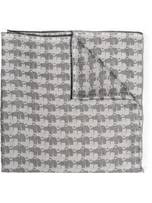шарф с принтом Lagerfeld 16412877636363633263