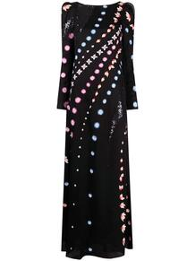платье с пайетками TEMPERLEY LONDON 163917964948