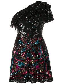 платье мини с пайетками ZUHAIR MURAD 151325845154