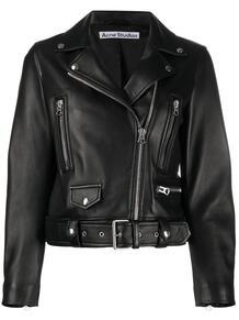 байкерская куртка ACNE STUDIOS 155011955150