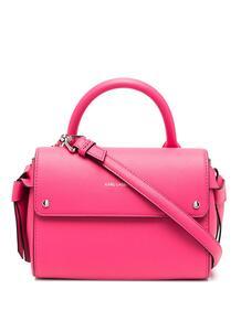 маленькая сумка-тоут K/Ikon Lagerfeld 15940515636363633263