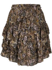 юбка Lenita с оборками IRO 158571935152