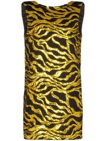 платье мини с пайетками Halpern 137953185154