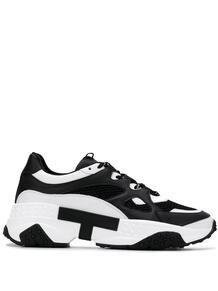 кроссовки в стиле колор-блок Tod's 1389247455