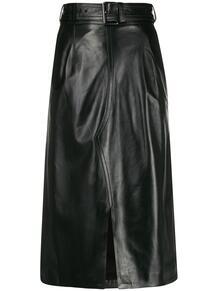 юбка миди с завышенной талией Marni 148375435156