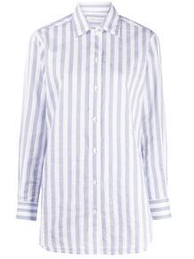 полосатая рубашка Victoria Beckham 1494518954