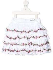 юбка с принтом Monnalisa 1522647356