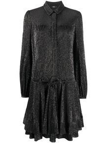 платье с блестками и заниженной линией талии Steffen Schraut 156979515152