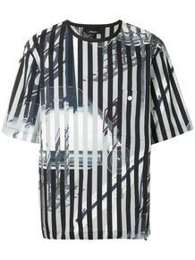 футболка свободного кроя с принтом Roadster 3.1 PHILLIP LIM 1562889077