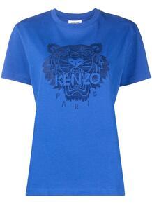 футболка с принтом Tiger Kenzo 162177048883