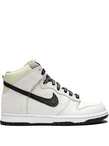 высокие кроссовки Dunk High 'Stussy World Tour' Nike 1367869857