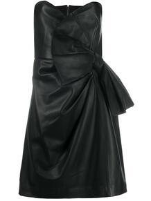 платье без бретелей RED VALENTINO 155818665250