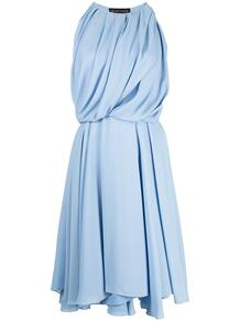 платье с драпировкой GIANLUCA CAPANNOLO 164312415250