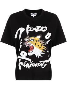 футболка с логотипом из коллаборации с Kansaiyamamoto Kenzo 1614477477