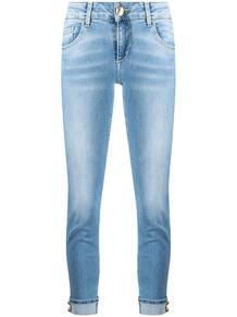 джинсы с подворотами Liu Jo 163989165054