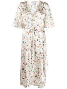 платье с цветочным принтом L'Autre Chose 164351855248