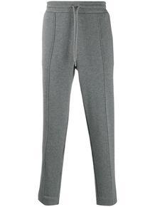 спортивные брюки кроя слим MONCLER 145703228876