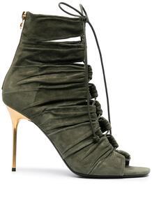 босоножки Scarlet со шнуровкой BALMAIN 157444675155