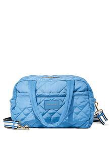 стеганая сумка The Weekender среднего размера Marc by Marc Jacobs 16246461636363633263