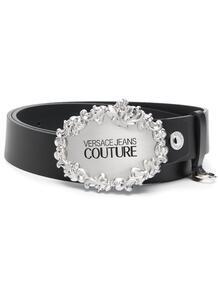 ремень с логотипом на пряжке Versace Jeans Couture 16476944494848