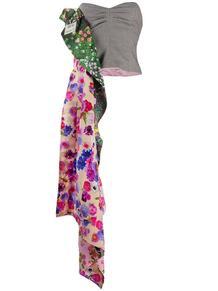 декорированный топ-бюстье с драпировкой Natasha Zinko 149151545152