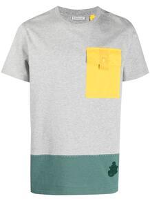 футболка с нашивкой из коллаборации с JW Anderson 1643856576
