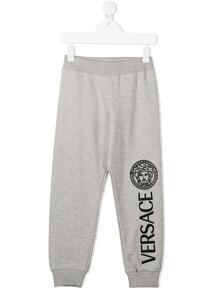 спортивные брюки Versace Kids 155132824952