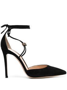 туфли со стразами Gianvito Rossi 159539145155