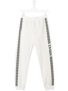 спортивные брюки с логотипом Versace Kids 159797554952