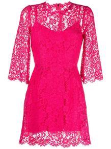 кружевное коктейльное платье Dolce&Gabbana 164722695156