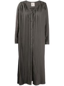 плиссированное платье миди L'Autre Chose 159421735252