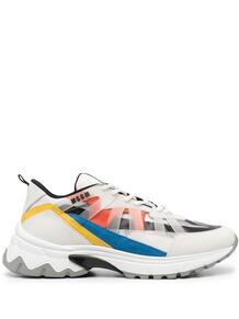 кроссовки со вставками MSGM 161552545251