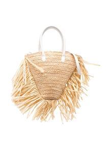 плетеная сумка с бахромой Il Gufo 16444928791101013283