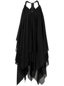 платье с вырезом халтер и драпировкой Bao Bao Issey Miyake 1632903250