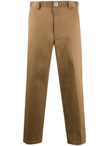 прямые брюки средней посадки Lanvin 164790105256