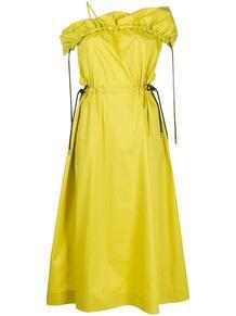 платье с открытыми плечами 3.1 PHILLIP LIM 1540845150