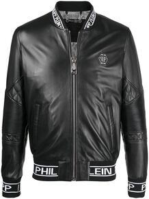 куртка с логотипом PHILIPP PLEIN 16190965888876