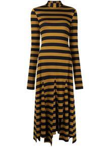 платье в полоску MONSE 1639446050