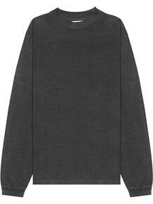 футболка с высоким воротником John Elliott 1626272977