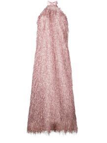 платье с бахромой TALLER MARMO 138936635156